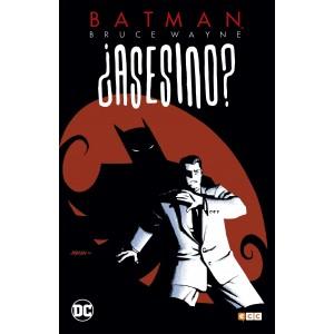 Batman: Bruce Wayne, ¿asesino?