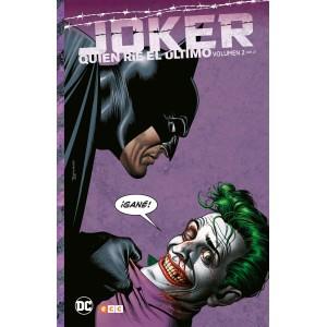 Joker: Quien ríe el último nº 02