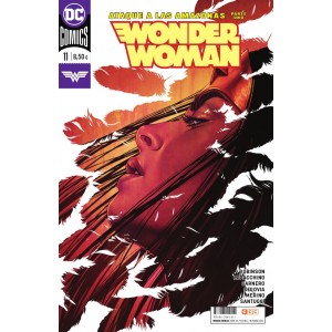 Wonder Woman nº 25/ 11
