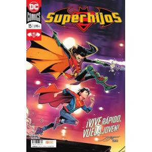 Superhijos nº 15