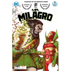 Mr. Milagro nº 09
