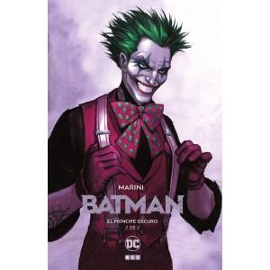 Batman: El príncipe oscuro nº 02