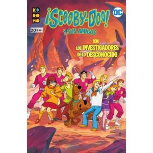 ¡Scooby-Doo! y sus amigos nº 20