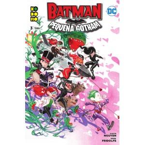 Batman: Pequeña Gotham nº 03
