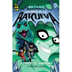 Batman: Historias de la batcueva - La trampa del dinosaurio