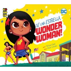¡Sé una estrella, Wonder Woman!