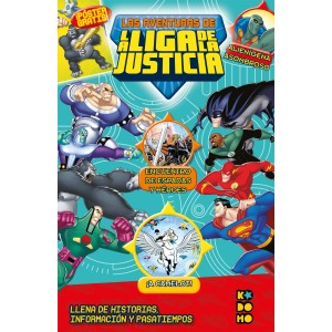Las aventuras de la Liga de la Justicia nº 12