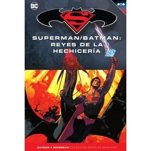 Batman y Superman - Colección Novelas Gráficas nº 44: Reyes de la hechicería