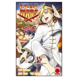 Food Wars nº 15
