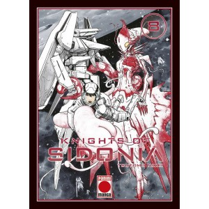 Knights of Sidonia nº 08