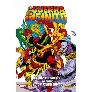 Héroes Marvel - Colección Jim Starlin nº 09