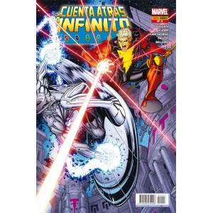 Héroes Marvel - Cuenta atrás a infinito nº 03