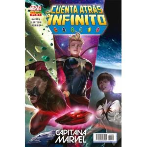 Héroes Marvel - Cuenta atrás a infinito: Héroes nº 01