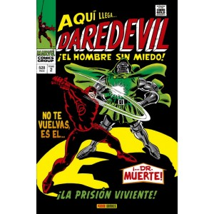 Marvel Gold. Daredevil nº 02