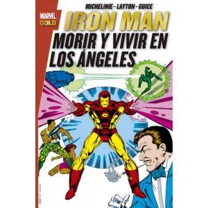 Marvel Gold. Iron Man: Morir y vivir en Los Ángeles