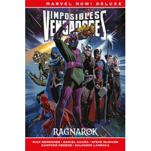 Marvel Now! Deluxe. Imposibles Vengadores nº 02