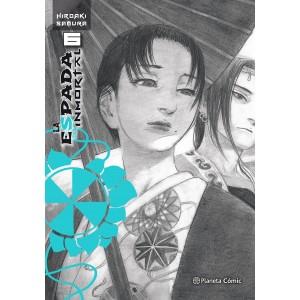 La Espada Del Inmortal Kanzenban nº 06