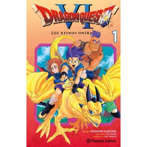 Dragon Quest VI nº 01