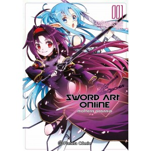 Sword Art Online: Mother's Rosario nº 01