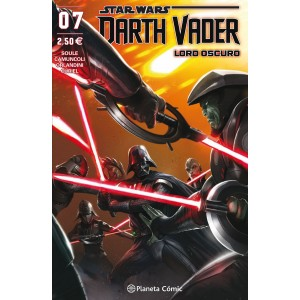 Star Wars Darth Vader: Lord oscuro nº 07