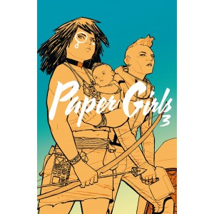 Paper Girls nº 03 (Tomo)