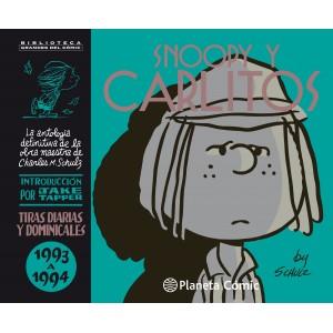Snoopy y Carlitos nº 22: 1993 a 1994