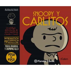 Snoopy y Carlitos nº 01: 1950 a 1952