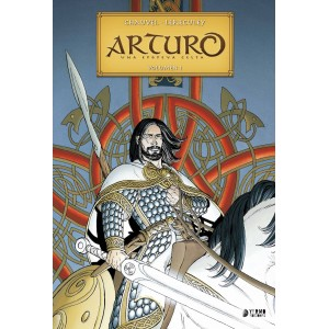 Arturo: Una epopeya celta nº 01