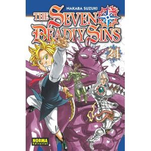 The Seven Deadly Sins nº 24
