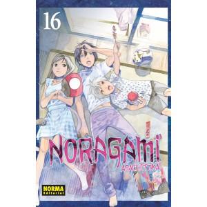 Noragami nº 16