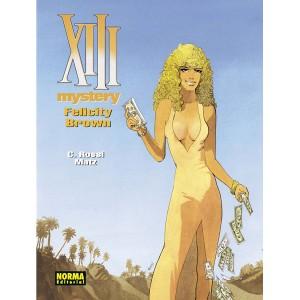 XIII Mistery nº 09. Felicity Brown