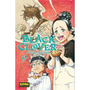 Black Clover nº 09