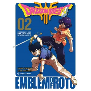 Dragon Quest: Emblem of Roto nº 02