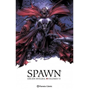 Spawn Integral nº 06