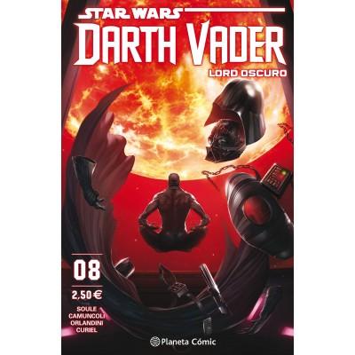 Star Wars Darth Vader: Lord oscuro nº 08