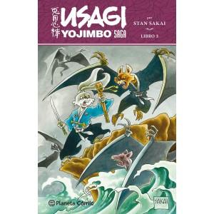 Usagi Yojimbo Saga Integral nº 03