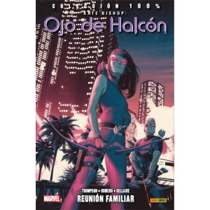 100% Marvel. Kate Bishop: Ojo de Halcón nº 03
