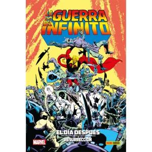 Héroes Marvel - Colección Jim Starlin nº 10