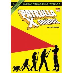 MGN. La imposible Patrulla-X: La gran novela de la Patrulla-X nº 01