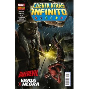 Héroes Marvel - Cuenta atrás a infinito: Héroes nº 02