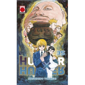 Hunter x Hunter nº 35