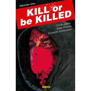 Kill or be killed nº 01