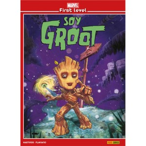 Marvel First Level nº 02: Soy Groot