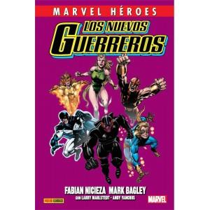 Marvel Héroes nº 91. Los nuevos guerreros nº 01