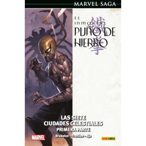 Marvel Saga nº 66. El inmortal Puño de Hierro nº 02