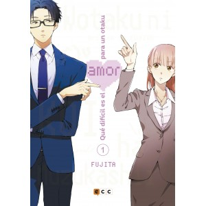 Qué difícil es el amor para un otaku nº 01