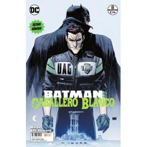 Batman: Caballero blanco nº 08