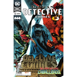 Batman: Detective Comics nº 12