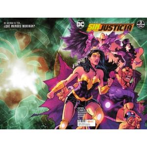 Liga de la Justicia: Sin justicia nº 03