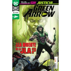 Green Arrow vol. 2, nº 11